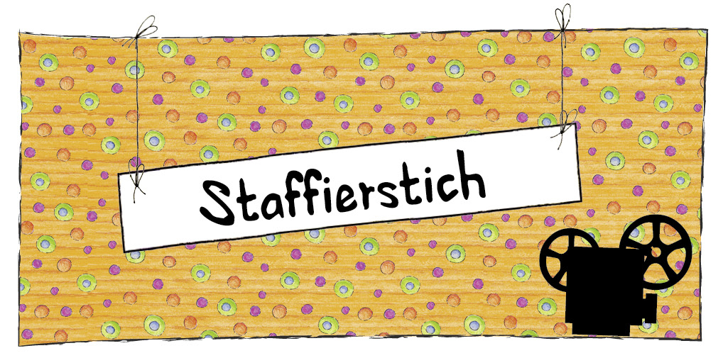 Video Anleitung gratis Staffierstich