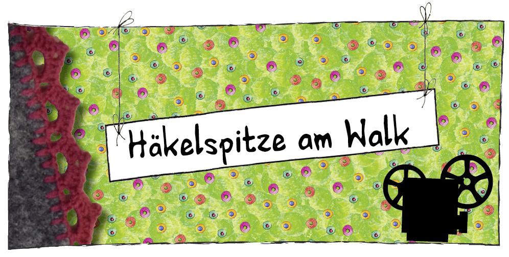 Video Häkeln Anleitung Häkelspitze Walk
